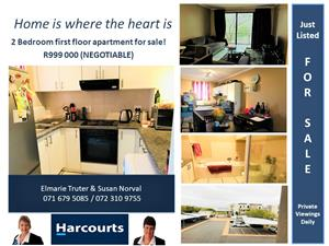 Apartment in Burgundy Estate For Sale !
