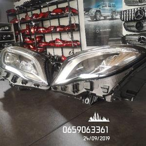 Mercedes BENZ W156 GLA face-lift LED HEADLIGHT FOR SALE