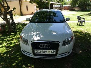 2004 Audi A4 2.0 Multitronic