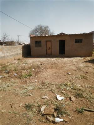 Investment Property for Sale in Orange Farm with Potential. ONLY CASH BUYERS