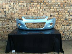 Hyundai i20 Front bumper