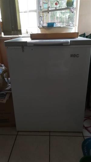 KIC Deep Freeze 160liter
