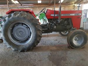 Massey   290   available as wellare, MF 35x and  MF65        Very neat  Total Rebuilds with guarantees.