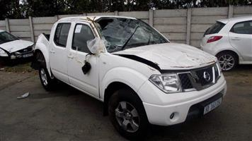 Nissan Navara YD25 Manual Stripping For Spares