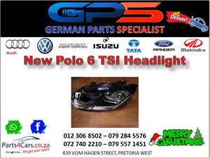 New Polo 6 TSI Headlight for Sale