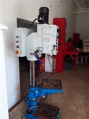 Heavy Duty Drilling Machine 35mm