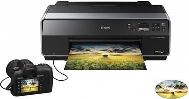 EPSON Stylus Photo R3000 Printer A3+