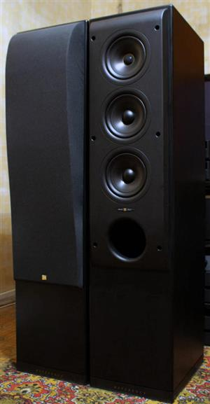 KEF REFERENCE MODEL 4 LOUDSPEAKERS