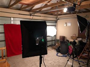 Godox mobile studio kit - urgent sale