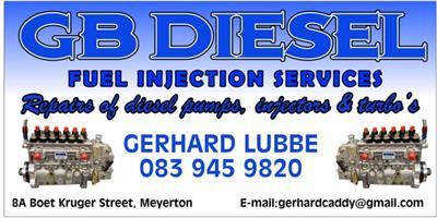 Diesel pumps & injectors