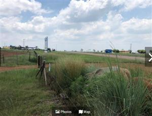 Small holding for sale -Next to N4