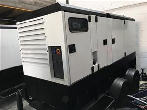 Atlas Copco QAS 150 Generator.
