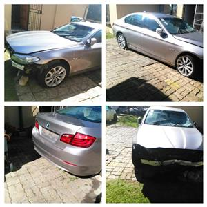 stripping BMW car spare Parts