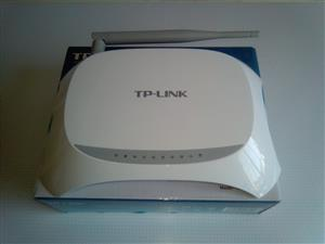 Router 3G and 4G. In working condition.