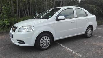 2013 Chevrolet Aveo hatch 1.6 L