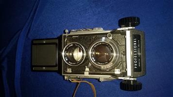 Mamiyaflex. C300 professional