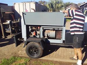 Lincoln generator welder