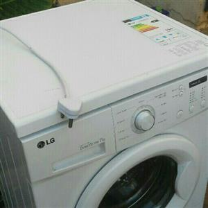 LG Direct Drive washing machine,