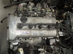 NISSAN SENTRA 2.0L  TURBO, SR20DET Engine