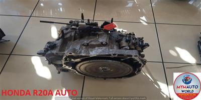IMPORTED USED HONDA R20A AUTOMATIC GEARBOX FOR SALE