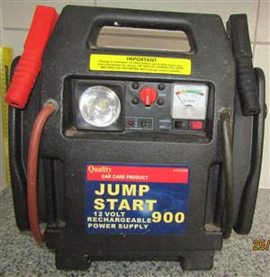 Jump Start 12V Rechargeable Power Supply ***Needs New Battery*** for sale  Alberton