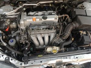 Engine Honda 2.4 automatic