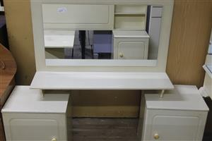 4 piece double bedroom suite S036840B #Rosettenvillepawnshop
