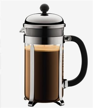 LOVE MORE COFFEE? Then You deserve the BEST with a BODUM French Press