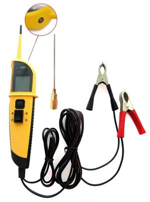 POWER PROBE: Led Test Light, Power injector & Pen Multimeter