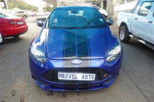 2012 Ford ST Focus