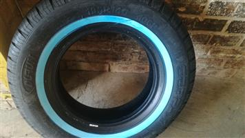 Linglong Taxi White Wall Tyres