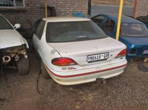 Ford Falcon stripping for spares