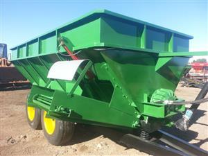 AGRICO AD Custom Rebuild