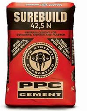 PPC SUREBUILD CEMENT