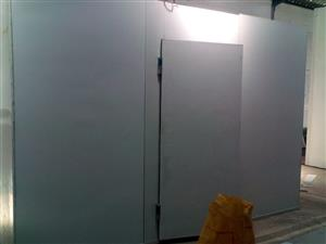 New Cold Room: 100mm 3m x 3m x 2.4m