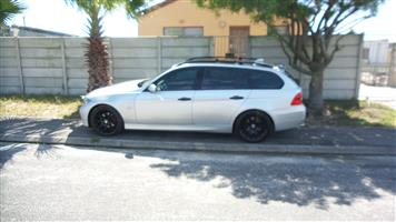 2006 BMW 3 Series 320i Touring