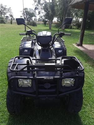 Big Boy 250cc utility quad