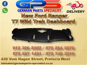 New Ford Ranger T7 Wild Trak Dashboard for Sale