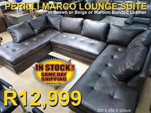 PERILLI MARCO Lounge Suite - R12,999