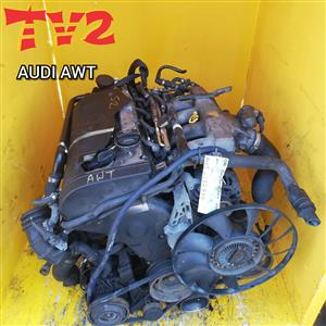 AUDI- AWT ENGINE FOR SALE