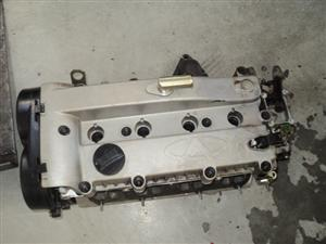 CHERY P10 CYLINDER HEAD COMPLETE R10000