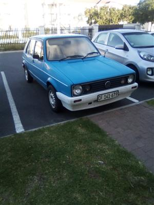 1990 VW Citi CITI 1.4i