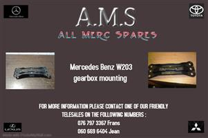 MERCEDES BENZ W203 GEARBOX MOUNTING FOR SALE