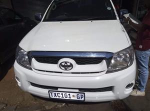2006 Toyota Raider