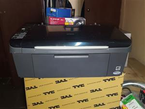 EPSON printer and scanner with cables
