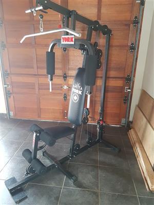 York Home Gym Machine