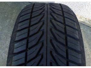 Tyres. 225.45.17 New