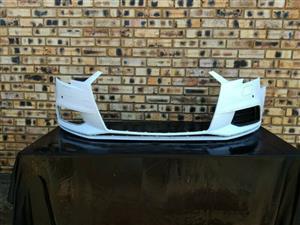 Audi A3 Type 8V Facelift Front Bumper