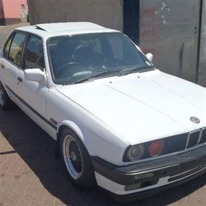 1990 BMW 3 Series sedan Choose for me