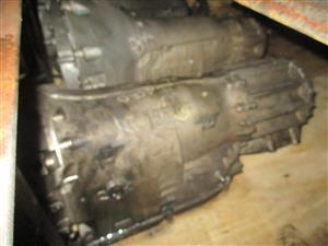 JEEP GRAND CHEROKEE 3.0 CRD 2005 TRANSFER CASE